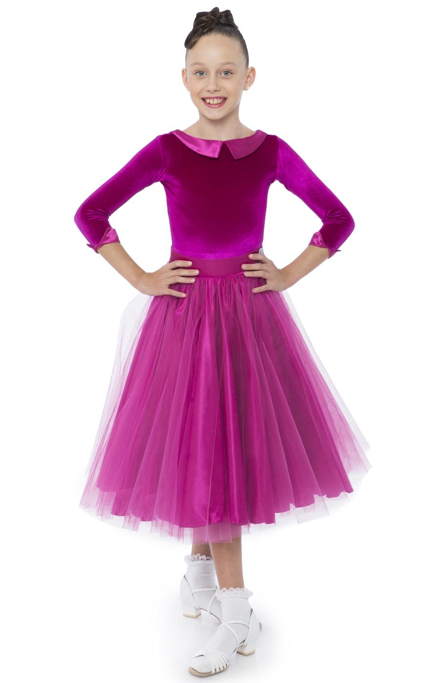 222962b0f47b Sasuel Kassandra Juvenile Dress – Tower Ballroom Dance
