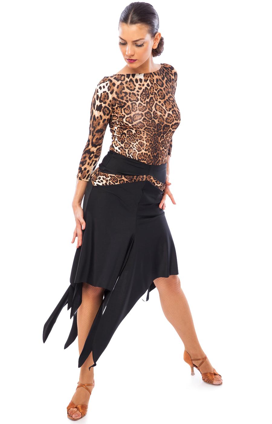 8872c7985 Sasuel Latin Practice Skirt – Vanessa – Tower Ballroom Dance