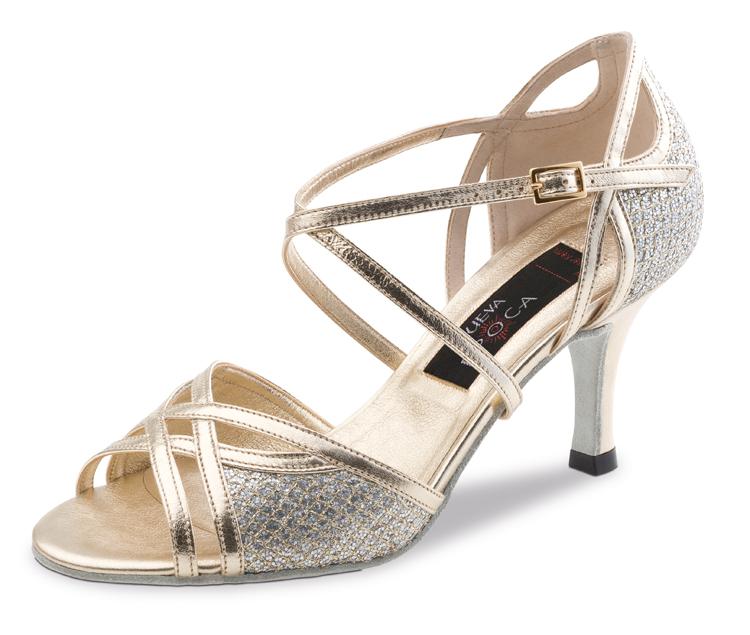 812a477f8105 Rose 6cm. Home Ladies Latin Sandals ...